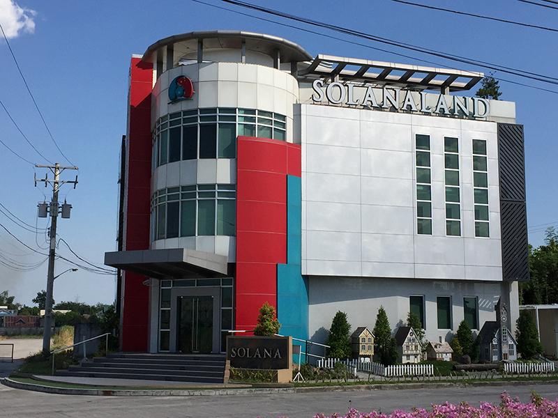 Solana Land Corporate Building