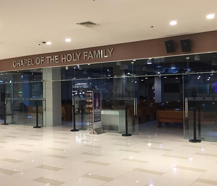 Holy Family Chapel