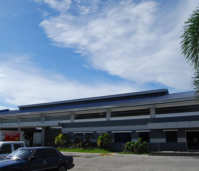 Mekeni Food Corporation Engineering Building
