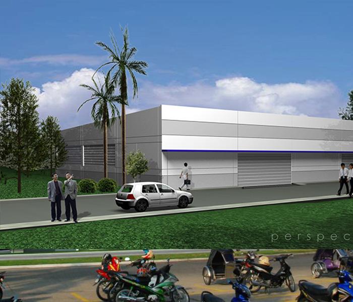 Mekeni Food Corporation WASTE MANAGEMENT BUILDING