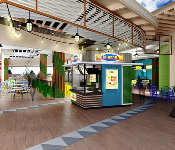 Project Name Fairview Terraces' Fiesta Market